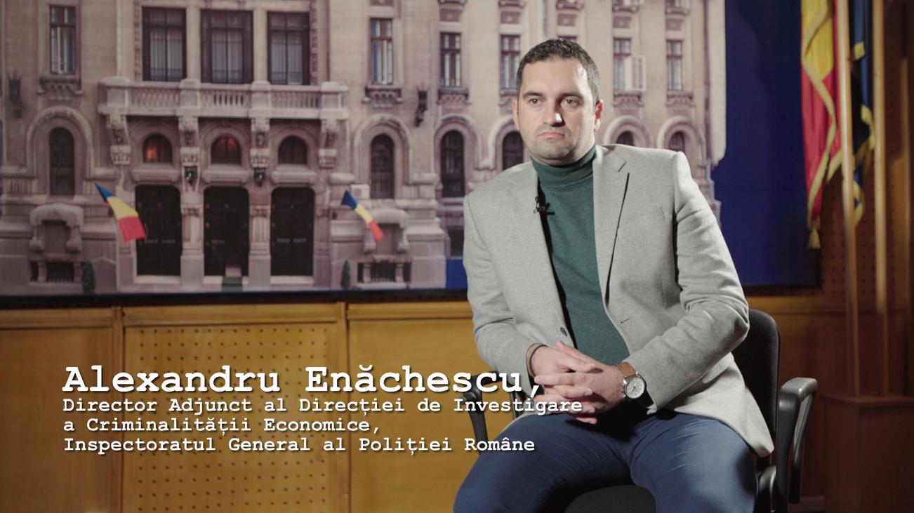 Alexandru Enăchescu - IGPR